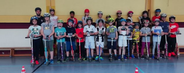 "Workshop ""Rollerkids"""